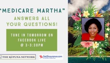 Medicare Martha Event Cover (1)