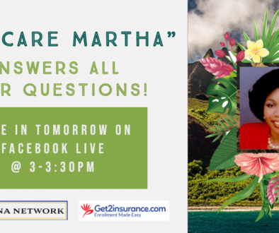 Medicare Martha Event Cover (1)