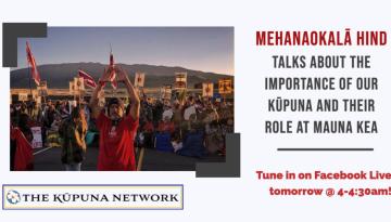 Mehana Facebook Live Poster (1)